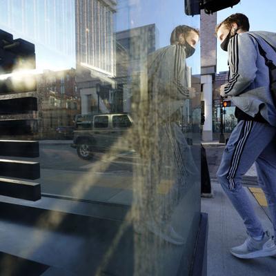 Economía de Estados Unidos crece a 4.1% en último trimestre de 2020