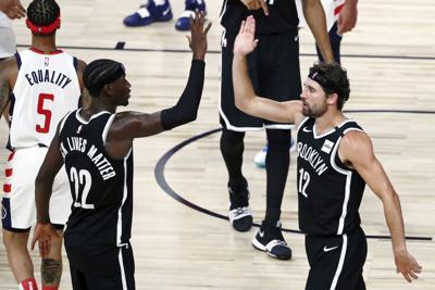 LeVert aporta 34 puntos en triunfo de Nets