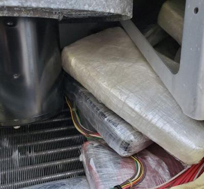 CBP confisca 44 kilos de cocaína