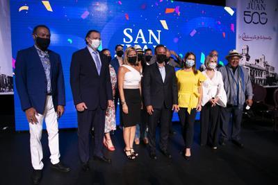 Por todo lo alto la celebración del quinto centenario de San Juan