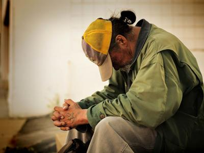 Hay alrededor de 3,000 personas sin hogar