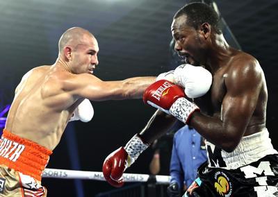 José Pedraza peleará el 19 de septiembre en Las Vegas