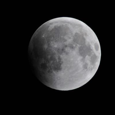 Eclipse penumbral de la Luna se verá mañana