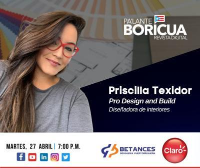 Priscilla Texidor