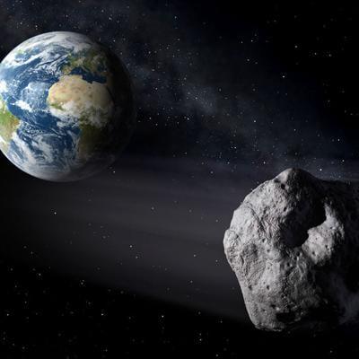 Asteroide más grande que pasará cerca de la Tierra es uno de los más veloces