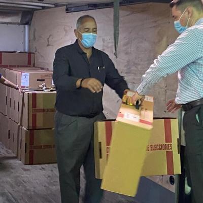 PPD inicia entrega de maletines para las primarias