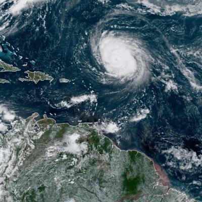 Tormenta tropical Wilfred se forma en el Atlántico