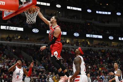 Coby White anota 33 puntos y Bulls superan a Wizards