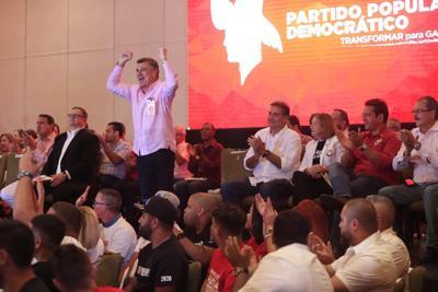 Alcaldes de Añasco y Jayuya endosan a Carlos Delgado Altieri