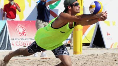 Se complica la clasificación en voleibol de playa