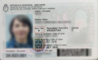 Este es el primer país de América latina en tener un ID para personas no binarias