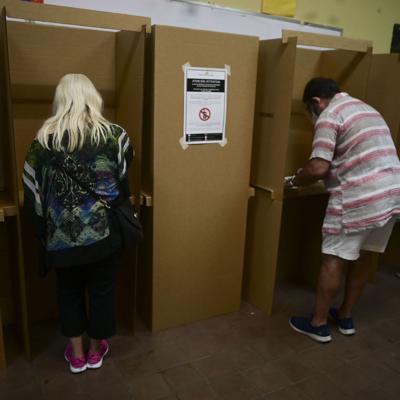 Comienza la elección especial para delegados congresionales
