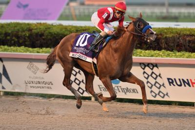 Irad Ortiz, Jr. y Mucho Gusto ganan el Pegasus World Cup con premio de $3 millones