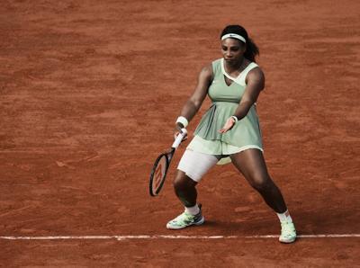 Serena Williams naufraga en los octavos de final del Roland Garros