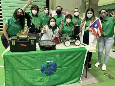 Carrito del RUM obtiene segundo puesto en competencia internacional