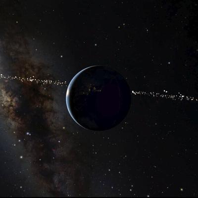 Un estudio encuentra que más de mil estrellas tienen vista a la Tierra