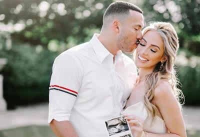 Carlos Correa y Daniella Rodríguez esperan su primer bebé