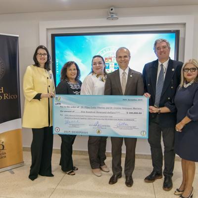 Otorgan $100 mil a investigadoras puertorriqueñas de Ciencias Médicas