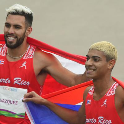 Rumbo al Campeonato Mundial de Atletismo en Doha