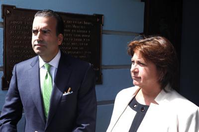 A gusto la junta con Wanda Vázquez