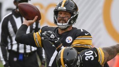RESUMEN: Steelers siguen perfectos tras paliza a Browns
