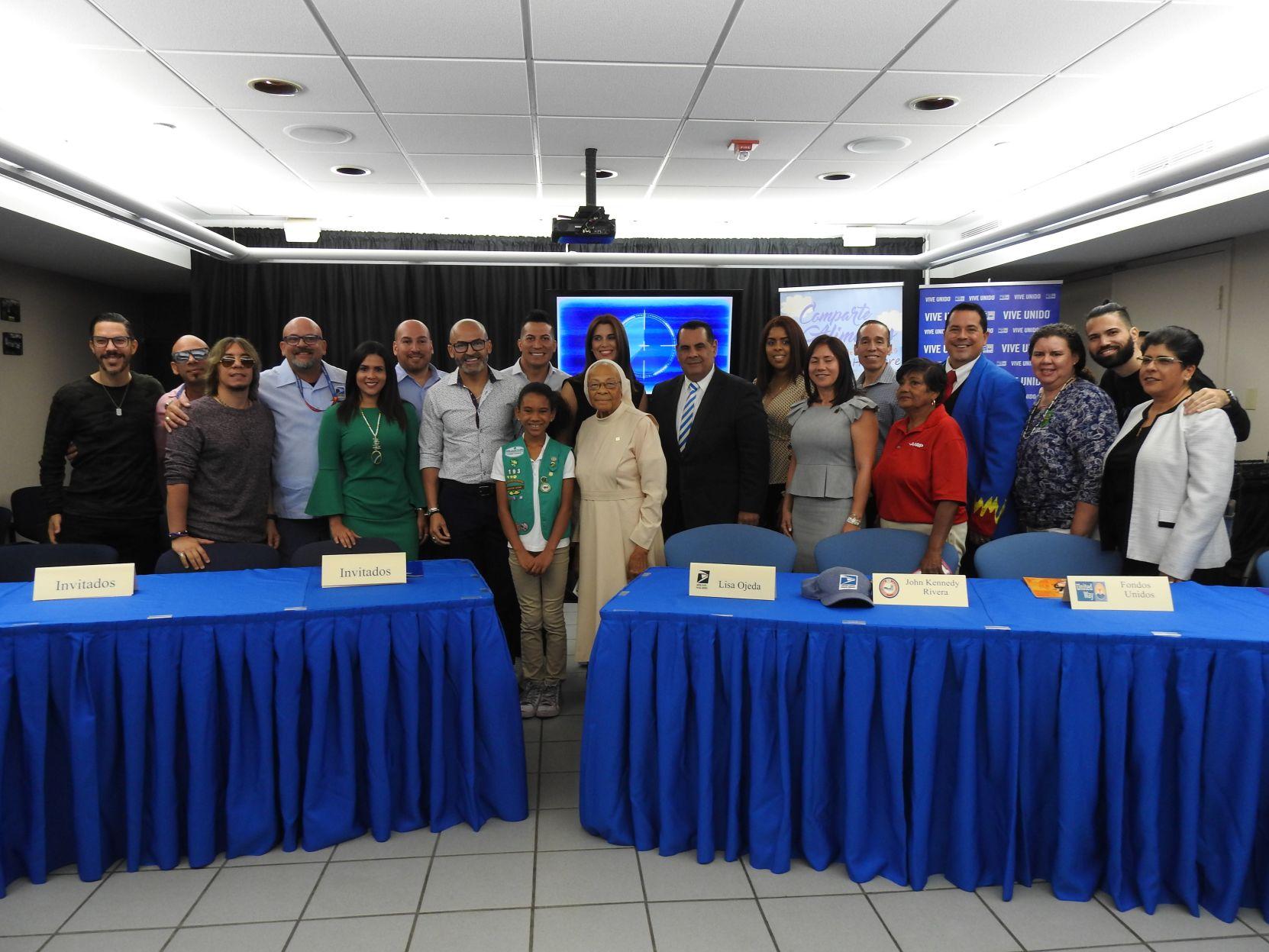 Carteros de Puerto Rico ganan campaña