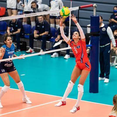 Sin suerte voleibolistas boricuas en inicio de la Champions