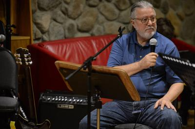 Roy Brown celebra sus 75 en concierto