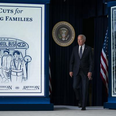 Las bonificaciones fiscales por hijo dividen al Congreso de Estados Unidos