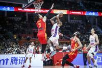 España vence a Puerto Rico en la Copa del Mundo FIBA