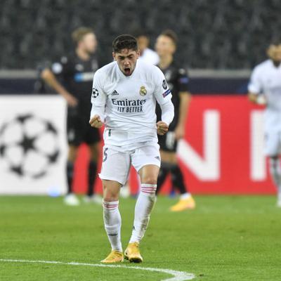 Gol agónico salva al Real Madrid de la derrota