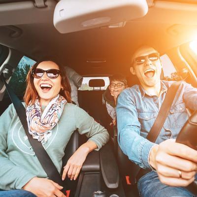 Ciudades más seguras para 'road trips'