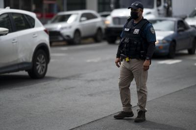 monitoreo de la Policía