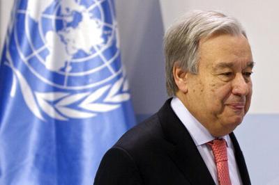 """Secretario general de la ONU: Covid-19 """"sigue estando fuera de control"""""""