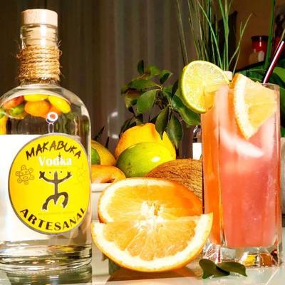 De Coamo el primer vodka boricua