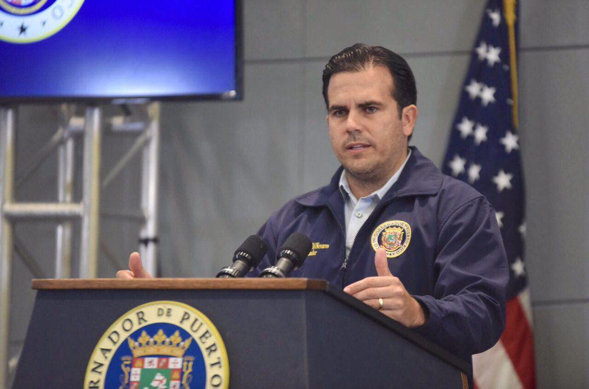 Trump viajará a Puerto Rico tras el paso del huracán María