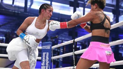 Posponen combate entre Amanda Serrano y Katie Taylor