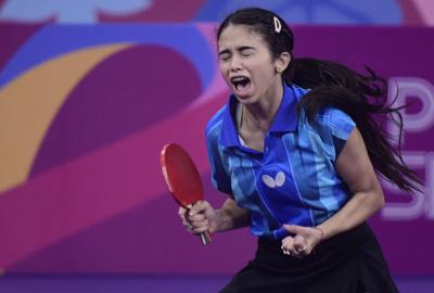 Parejo el preolímpico de tenis de mesa en Argentina