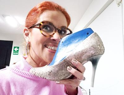 Monica Bernardy calzado y carteras