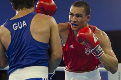 Boxeadores boricuas abren lucha por boleto a Lima