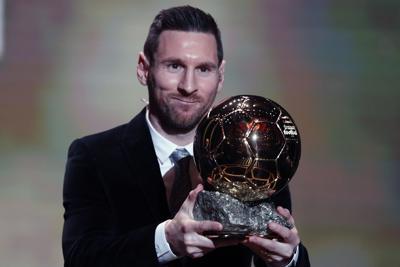 Lionel Messi conquista su sexto Balón de Oro