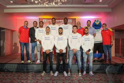 Rumbo a China la preselección nacional de baloncesto