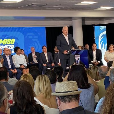 Thomas Rivera Schatz volverá a aspirar al Senado