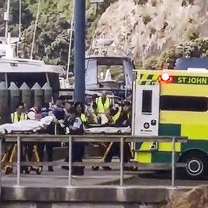 Erupción deja lesionados y desaparecidos en Nueva Zelanda