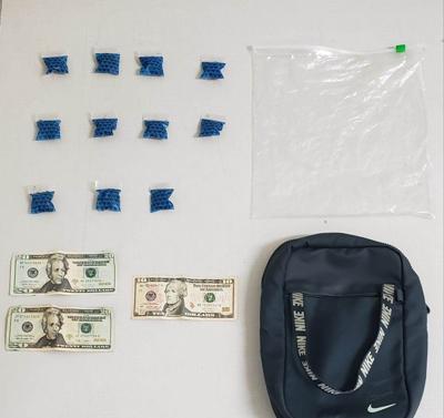 Detienen por porte de drogas a un joven en Yauco