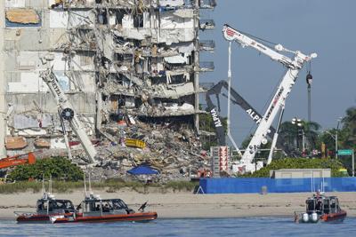 Colapso en Miami