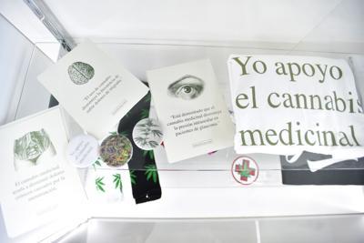 Feria de salud de Cannabis Medicinal llega a Plaza Las Américas