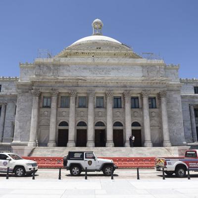 Sargento de armas del Capitolio se querella por amenazas en Twitter
