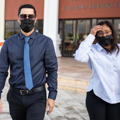 Citan a un testigo so pena de desacato en el juicio contra Jensen Medina