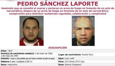 Federales ofrecen recompensa de $25 mil por fugitivo